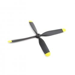 E-flite P-51D 4-Blattpropeller  10.5 x 8 Horizon EFLP105084BL