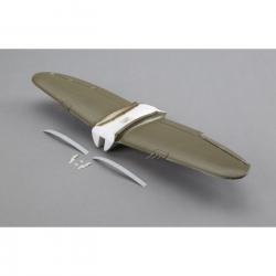 E-flite Tragfläche m. Zubehör: UMX P-47 BL Horizon EFLU3259