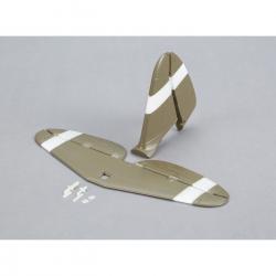 E-flite Leitwerk m. Zubehör: UMX P-47 BL Horizon EFLU3260