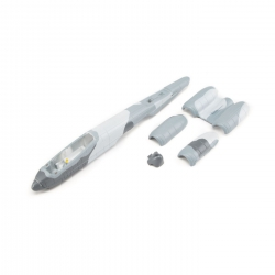 E-flite Rumpf m. Zubehör: UMX A-10 BL Horizon EFLU3702