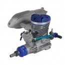 Evolution 61NX 10 cc Glühzündungsmotor m. Schalldämpfer Horizon EVOE0611