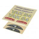 Decal Set: 89 Carden Edition Horizon HAN4663