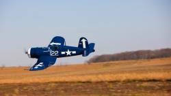 Hangar 9 F4U-1D Corsair 60cc ARF (Motorhauben Box) Horizon HAN4760C