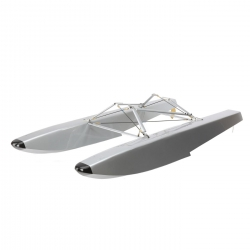 Hangar 9 Schwimmerset: 1/5-Scale Horizon HAN6030