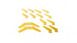 Hangar 9 Ruderhornset, Glasfaser: Extra 300 X 35% Horizon HAN922516