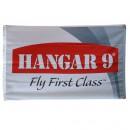 Hangar 9 Logo Flag, 3 X 5 Horizon HANP400