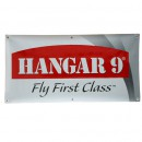 Hangar 9 Außenbanner 90 x 180 Horizon HANP410
