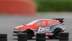 Losi Micro Rally-X 1/24 4WD RTR, rot Horizon LOS00002ICT1