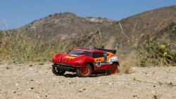 Losi Mini Desert Truck RTR :1/14 4WD Truck INT Horizon LOS01007I