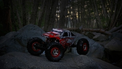 Losi Night Crawler 2.0 RTR: 1/10 4WD Rock Crawler INT Horizon LOS03004i