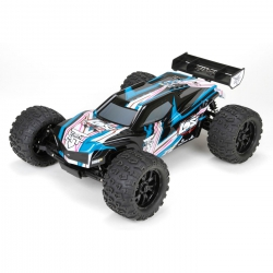 TEN-MT RTR, AVC: 1/10 4WD (BLUE) Horizon LOS03006T1