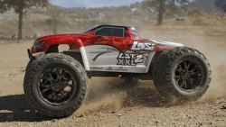 Losi LST XXL-2, AVC:1/8 Gasoline 4WD Monster Truck Horizon LOS04002C