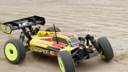 Losi 8IGHT-E RTR, AVC: 1/8 Electric 4WD Buggy Horizon LOS04003C