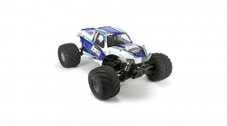 Monster Truck XL RTR, AVC: 1/5 4WD (White) Horizon LOS05009T2