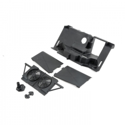 Rear Bulkhead,Fan Panel, Mudguards: Baja Rey Horizon LOS231005