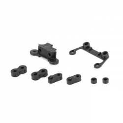 Spacer Set For Aluminum Shock Tower: TEN SCBE Horizon LOS234009