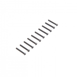 Button Head Screws M2.5x 20mm (10) Horizon LOS235006