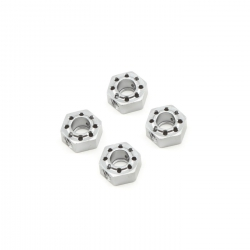 Losi Al Lightened Hex Adapter Set, 12mm x 6mm: Baja Rey Horizon LOS332001