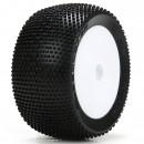 Losi Mini 8T: Blockhead Reifen verklebt Horizon LOS41004