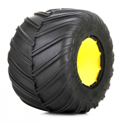 Monster Claw Tire L/R w/inser Horizon LOS45014