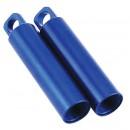 Aluminum Shock Body, Blue (2) Horizon LOSA5026