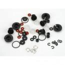 Shock Rebuild Kit: Slider, HR Horizon LOSB2903