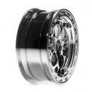 Front Wheel, Chrome (Pr): Sli Horizon LOSB7031