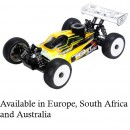 Losi 8ight 2.0 4WD Wettbewerb Horizon LOSK0804EU