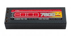 Carbon V-Max 7.6V 7600 2S 110C, Tubes Horizon ORI14070