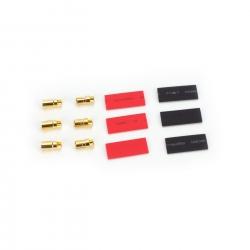 Team Orion Gold Kontakt 6mm 3 paar Horizon ORI40014