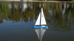 Proboat Westward 18-inch Segelboot V2 RTR Horizon PRB07002