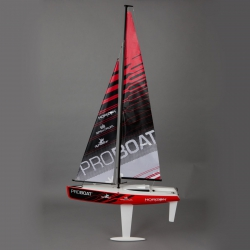 Pro Boat Ragazza 1 m Segelboot V2 RTR Horizon PRB07003