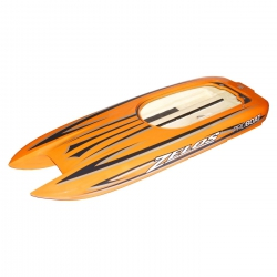 Proboat Zelos 48-inch Catamaran BL: Rumpf und Dekorbogen Horizon PRB281030