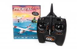 Phoenix R/C Simulator V5.5 m. Dxe Horizon RTM55R1000
