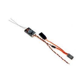 Spektrum Serial Telemetry Receiver with Diversity SPM4649T Spektrum