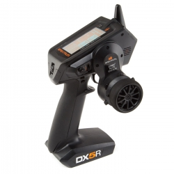 Spektrum DX5R 5Kanal DSMR Fernsteuerung mit SR6000T SPM5000 Spektrum
