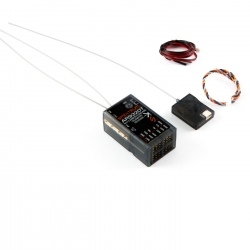 Spektrum  AR9320T 9CH Carbon Empf�nger mit Telemetrie SPMAR9320T Spektrum
