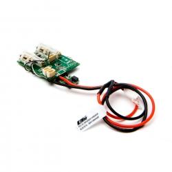 Spektrum AS6410T AS3X DSMX 6-Kanal UM Empf. m/twin ESC Spektrum SPMAS6410T
