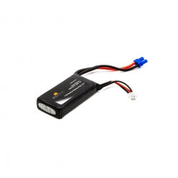 Spektrum 1000mAh 2S 7,4V 15C Lipo Empf�ngerakku mit EC2-Stecker 10T SPMB1000LPRX Spektrum