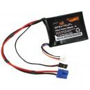 Spektrum 2000mAh 2S 7,4V Lipo Empfängerpack Spektrum SPMB2000LP