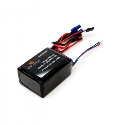 Spektrum 2S 7,4V 4000mAh LiPo Empfänger-Akku SPMB4000LPRX Spektrum