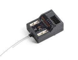 Spektrum SR4000T 4-Kanal Slim-Surface-Empfänger m. Telemetrie Spektrum SPMSR4000T