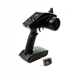 ECX STX2 2Ch 2.4GHz FHSS Fernsteuerung Spektrum SPMSTX200