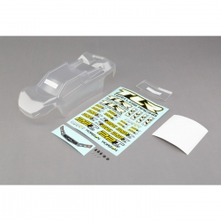 Body Set, Clear: 22T 3.0 Horizon TLR230008
