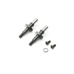 Front Axle Set, 12mm Hex: 22T 3.0 Horizon TLR232062