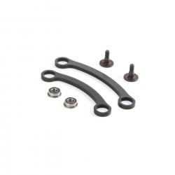 Steering Rack Set w/Bearings, Short/Long: SCTE 3.0 Horizon TLR234066