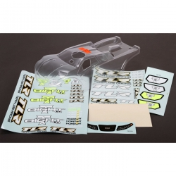 Body Set, Clear: 8T 3.0 & 4.0 Horizon TLR240009