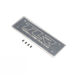 Battery Cover Heat Shield: 5IVE B Horizon TLR251009