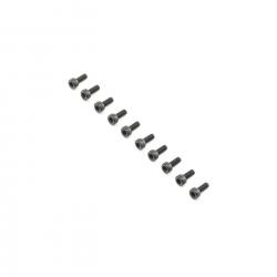 TLR Zylinderkopfschrauben M2,5x6 mm (10 Stk) Horizon TLR255003