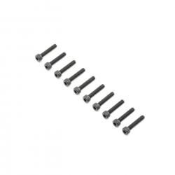 TLR Zylinderkopfschrauben M4x20 mm (10 Stk) Horizon TLR255011